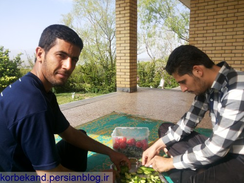کربکند اردو چادگان 93 کانون جامع المهدی (عج)