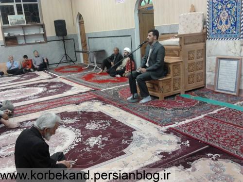 میلاد امام جواد کربکند 93 مسجد جامع کربکند